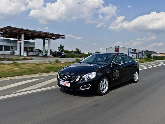 2011 Volvo S60 DRIVe related infomation,specifications - WeiLi Automotive Network